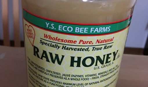 iHerb(アイハーブ)で買えるYSエコビーファームの生ハチミツで免疫力アップ!アトピー改善も期待大